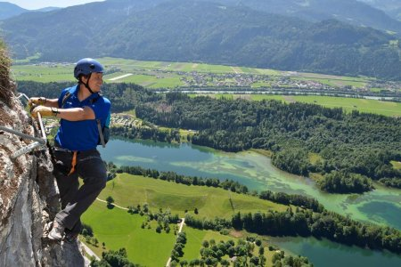 Seen und Outdoor-Action im Alpbachtal Seenland